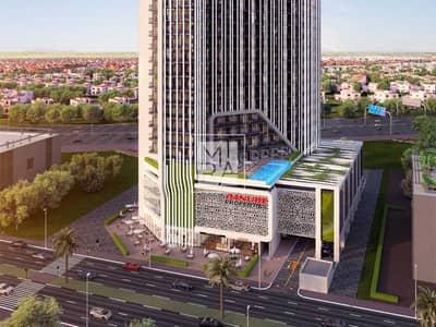 استوديو  للبيع في الخليج التجاري، دبي - Dubai Prime Location | Elegant Design | Magnificent View of Burj Khalifa | Studio Flat