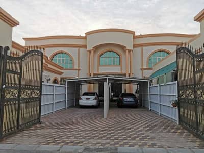 5 Bedroom Villa for Rent in Zakher, Al Ain - Semidetached 5BHK Duplex Villa With Separate Yard in Zakher