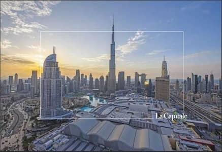 2 Bedroom Apartment for Rent in Downtown Dubai, Dubai - Vacant Now  High Floor  