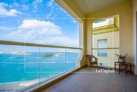 شقة 4 غرف نوم للبيع في نخلة جميرا، دبي - شقة في السلطانة شقق شور لاين نخلة جميرا 4 غرف 8000000 درهم - 5363562