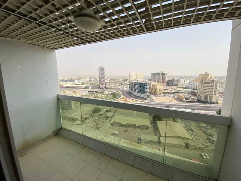 AVAILABLE FOR RENT! FULL OPEN VIEW 2BHK IN AJMAN PEARL TOWER