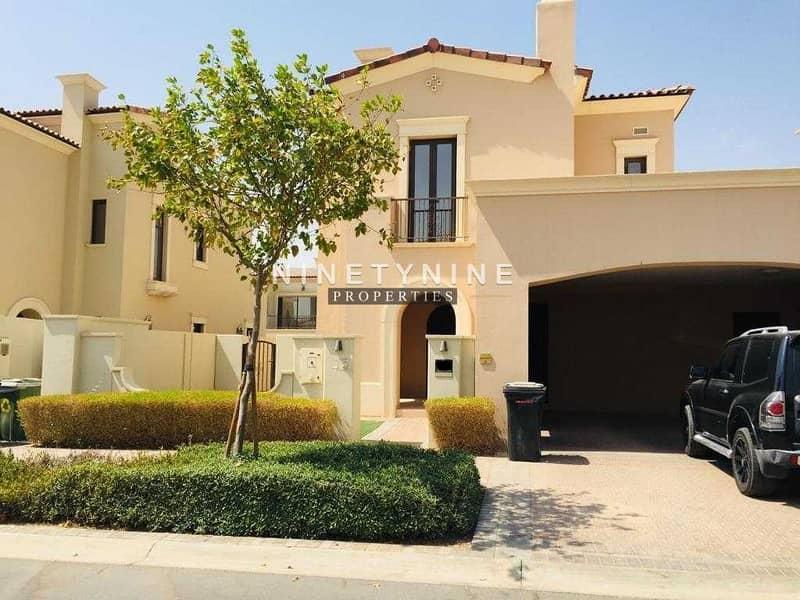 Exclusive   3 BR +Maid   Type 1 Villa   Arabian Ranches 2
