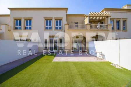 فیلا 3 غرف نوم للايجار في الينابيع، دبي - Ready to move in | Spacious | Well Maintained