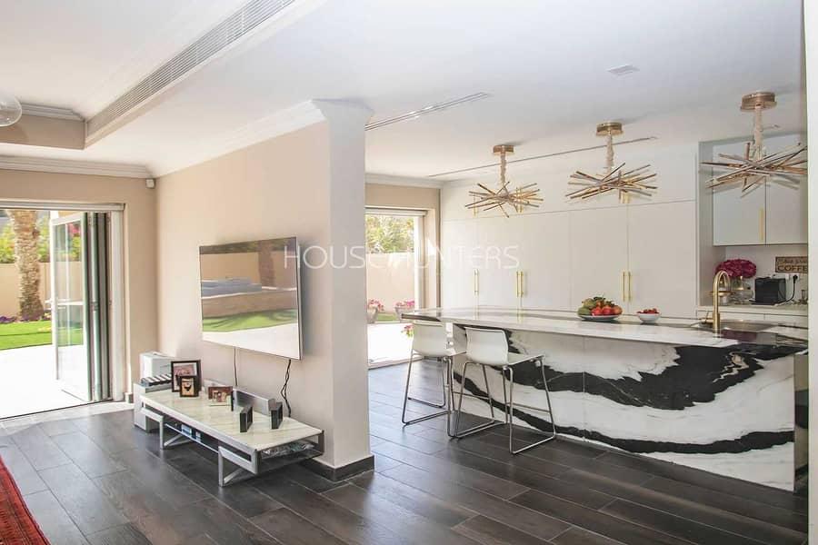 2 Al Mahra| Fully Upgraded Villa|Opposite Pool 5 Bed
