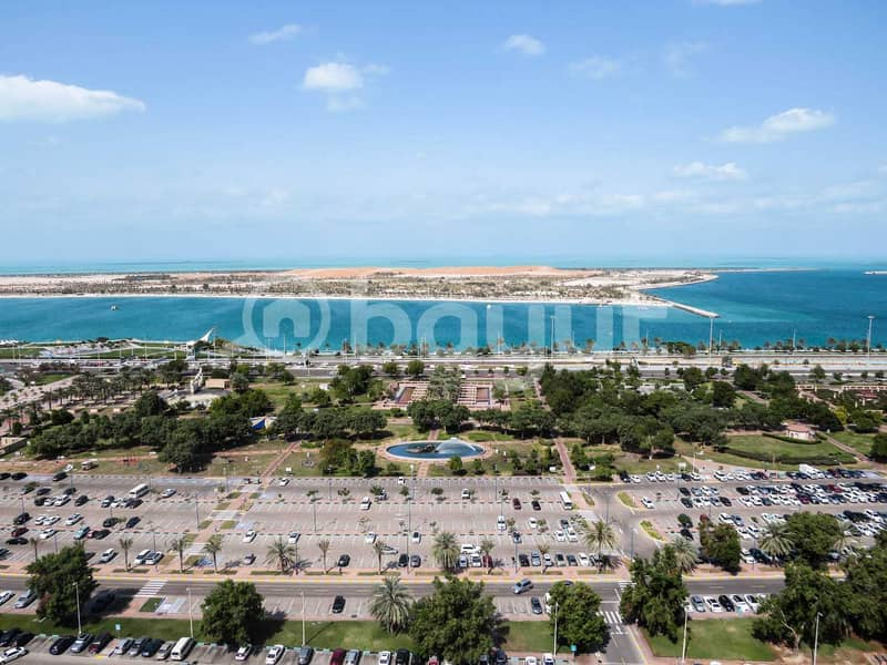 شقة في أبراج لولو شارع الشيخ خليفة بن زايد 3 غرف 125000 درهم - 5188988