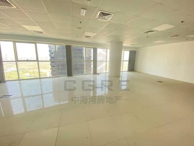 Office for Rent in Jumeirah Lake Towers (JLT), Dubai - Fully Fitted Office for Rent | Golf View | Negotiable