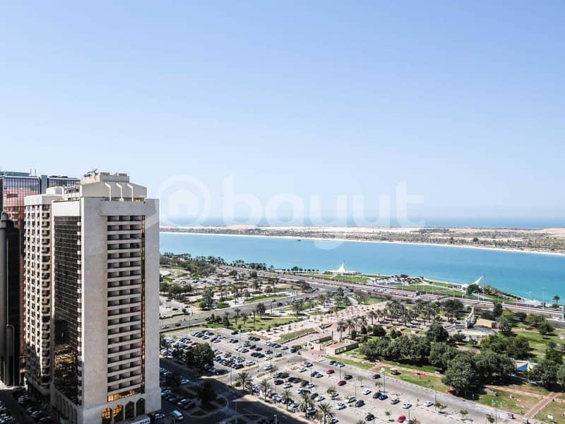 شقة في أبراج لولو شارع الشيخ خليفة بن زايد 3 غرف 125000 درهم - 5213939
