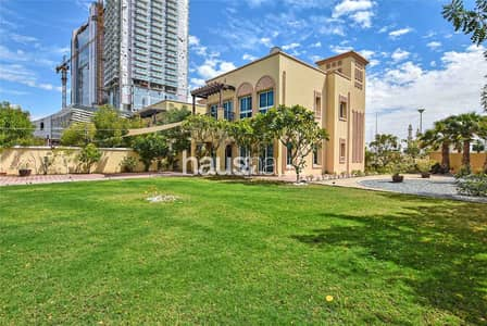 2 Bedroom Villa for Sale in Jumeirah Village Triangle (JVT), Dubai - Large Corner Plot | Park Facing | New to Market