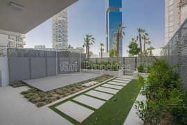 Vacant Now - Half Furnished - Garden - Duplex