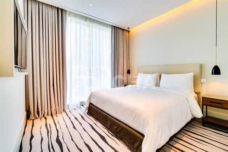 1 Bedroom Flat for Rent in Downtown Dubai, Dubai - Serviced / Fully Furnished / Vacant