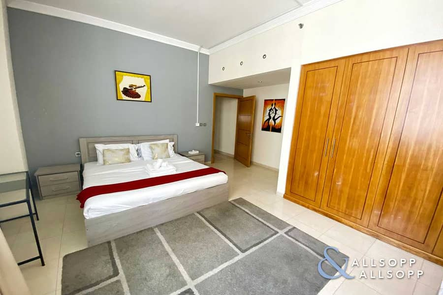 2 Vacant | Spacious 2 Beds | Large Balcony