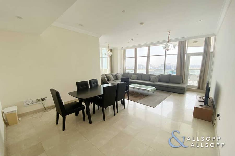 17 Vacant | Spacious 2 Beds | Large Balcony