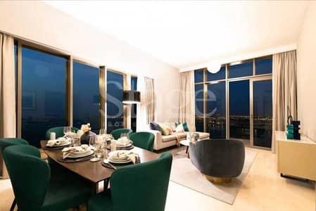 شقة 2 غرفة نوم للبيع في مدينة دبي الملاحية، دبي - Full Sea View   24th Floor   Available soon