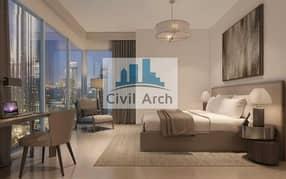 فیلا في آكت ون | آكت تو منطقة دار الأوبرا وسط مدينة دبي 3 غرف 5580000 درهم - 4951477
