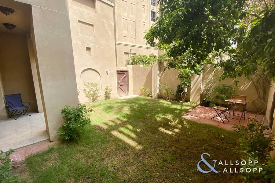 2 Garden Apartment | Available Now | 1 Bed