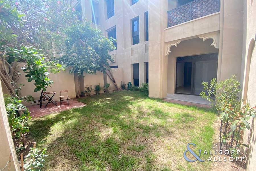 Garden Apartment | Available Now | 1 Bed