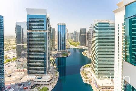 2 Bedroom Flat for Sale in Jumeirah Lake Towers (JLT), Dubai - Vibrant & Spacious | Upgraded | High Floor