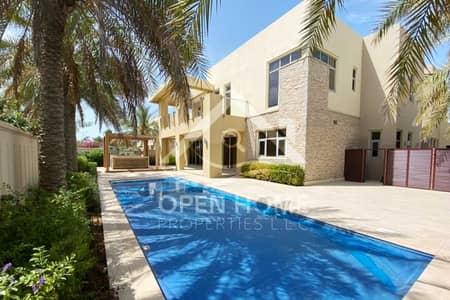 6 Bedroom Villa for Sale in Saadiyat Island, Abu Dhabi - Executive Luxurious  Villa I Beach Access I Private Pool