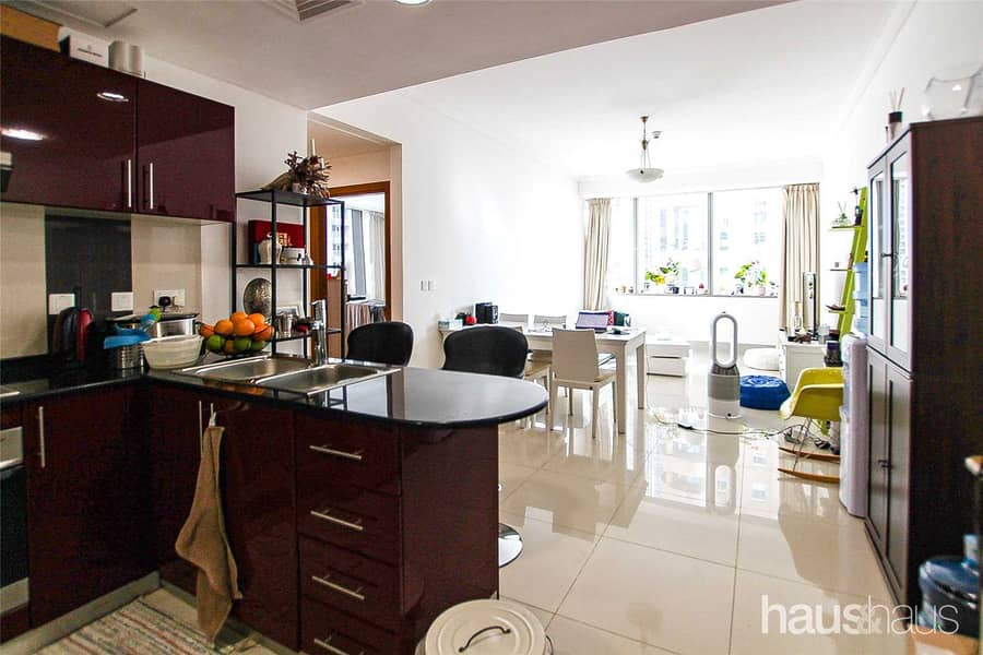 Unfurnished   Largest Unit   Bright and Spacious