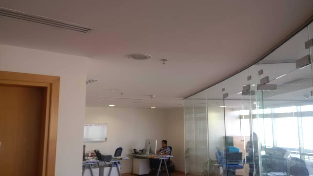 2 FULLY FITTED OFFICE FOR  RENT | CONVENIENT LOCATION | VERY NEXT TO METRO STATION