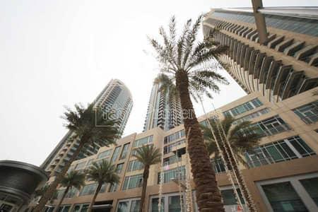 2 Bedroom Apartment for Rent in Downtown Dubai, Dubai - pool viwe |2 bedroom |chiller free