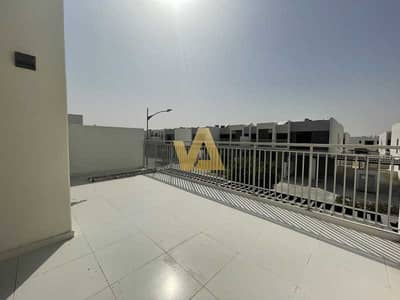 3 Bedroom Villa for Sale in DAMAC Hills 2 (Akoya Oxygen), Dubai - 3 BR WITH TERRACE NEAR TO POOL BRAND NEW