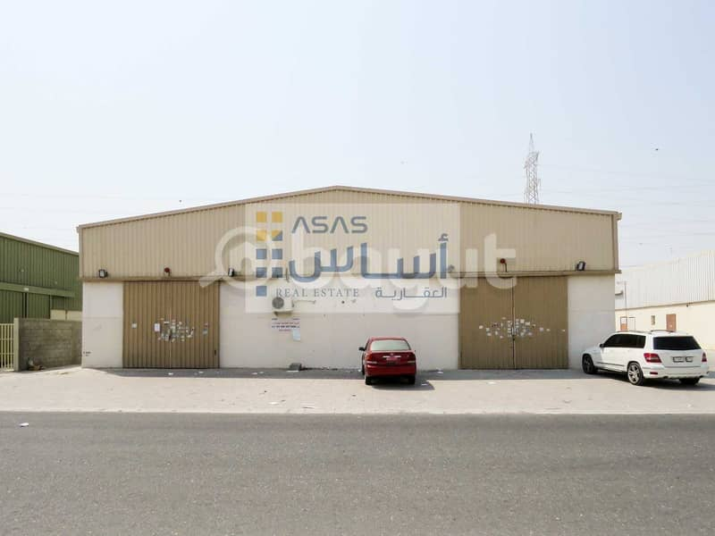 JJJ warehouse available for rent in Industrial 18
