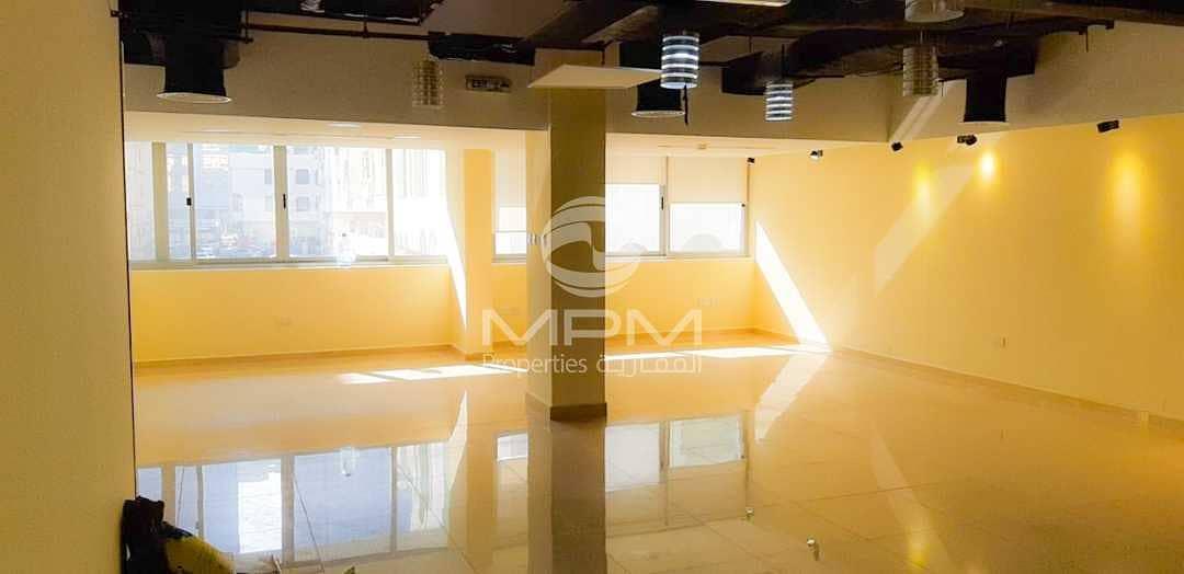 2 Spacious Office | behind IMAX on Hamdan Street