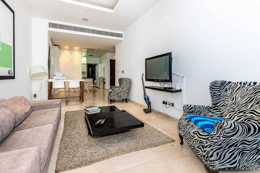 2 Huge Terrace   Well-managed and Furnished