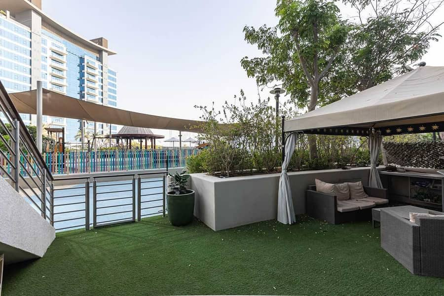 23 Huge Terrace   Well-managed and Furnished