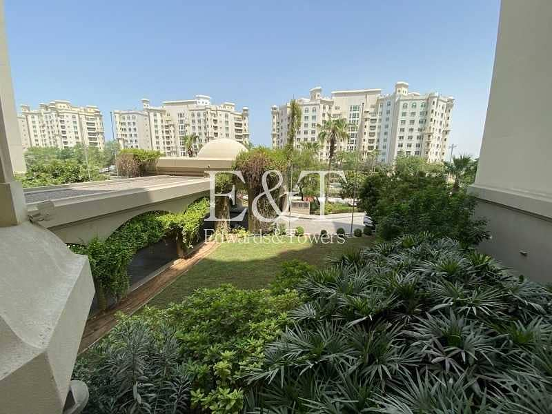 16 Vacant 2 BR | Furnished | Large Balcony|