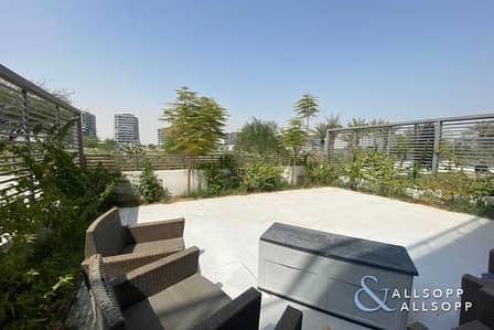 شقة 2 غرفة نوم للايجار في داماك هيلز (أكويا من داماك)، دبي - 2 Beds Duplex | Golf Course View | Vacant