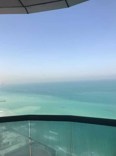 2 Bedroom Flat for Sale in Al Rumaila, Ajman - Own a residential unit in the Corniche Tower. . live and enjoy the absolute luxury