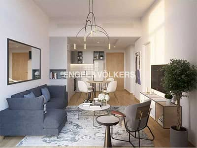 2 Bedroom Flat for Sale in Wasl Gate, Dubai - Exclusive | Genuine Listing| Near the Metro