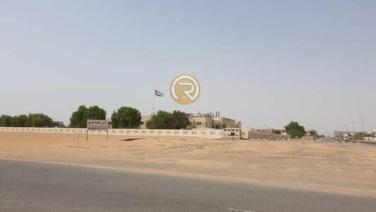 Plot for Sale in Al Jurf, Ajman - Lands for sale-INSTALLMENTS-BEST LOCATION-AJMAN
