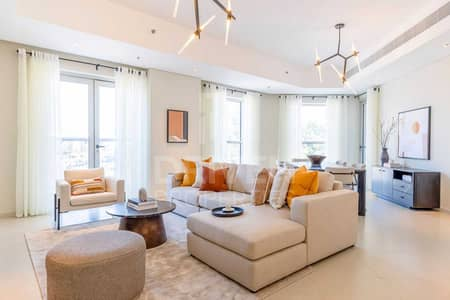3 Bedroom Apartment for Rent in Umm Al Sheif, Dubai - Furnished and Bright Apt | Bills Included