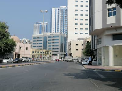 Plot for Sale in Liwara 1, Ajman - ON THE MAIN ROAD!! 2 SIDES SIKKA CORNER PLOT!! G+6 PERMISSION!