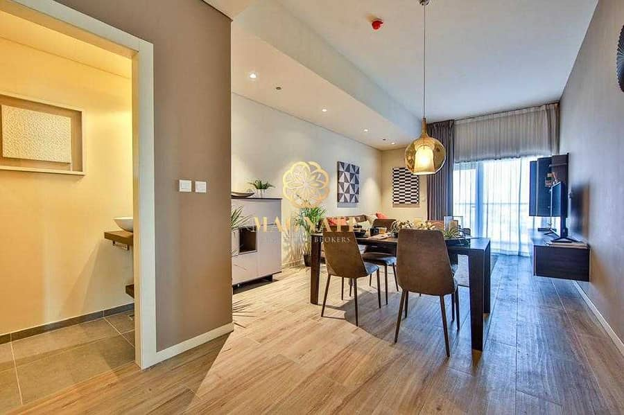 2 Options of 2 BR   Close to Handover