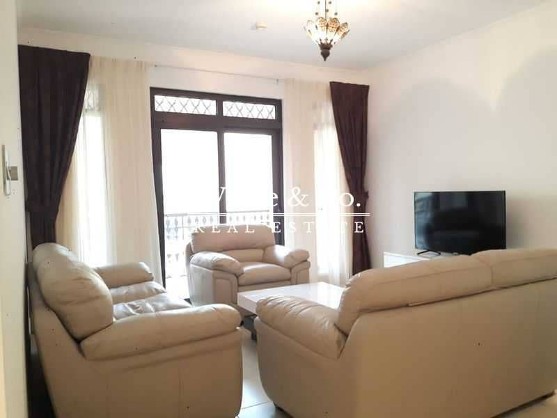 Furnished   Good Sized Bedrooms   Vacant Now