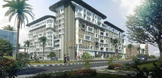 بنتهاوس 3 غرف نوم للبيع في مدينة مصدر، أبوظبي - Elegant design! | 4 Payments | Cash Price | Amazing views!