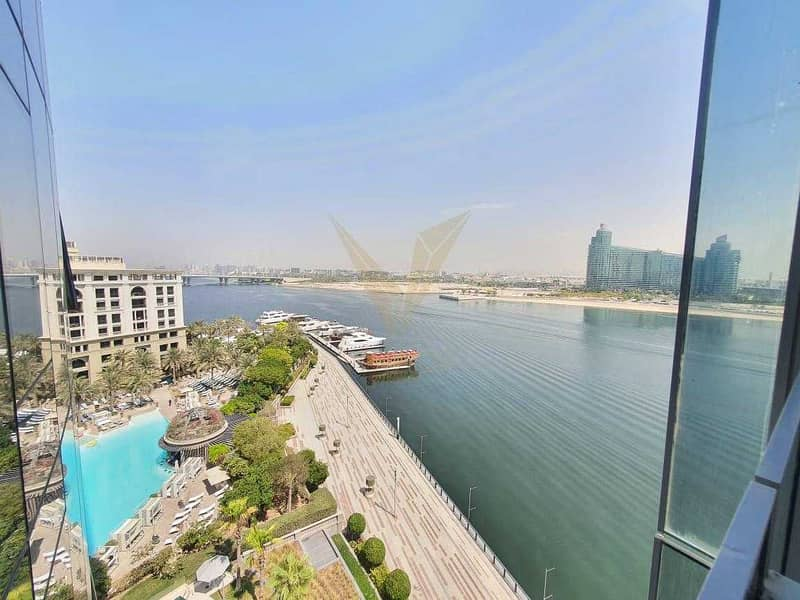 2 Vacant 1st Sept.   Creek View   Stunning 1BR