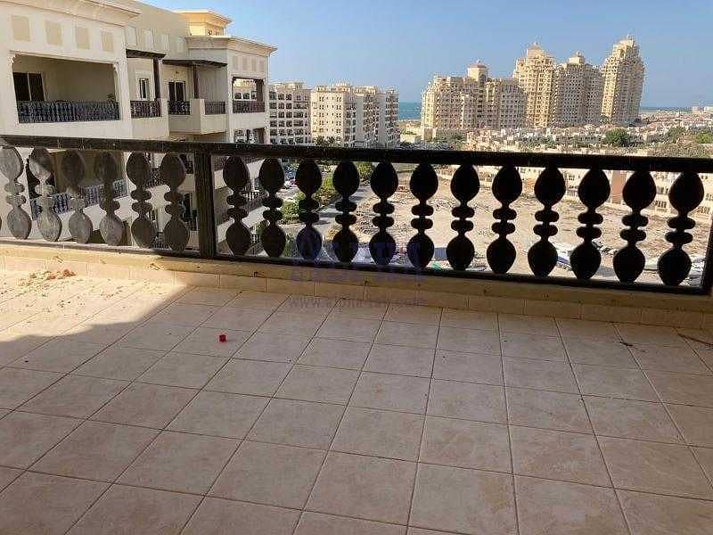 2 Spacious 2 Bedroom   Unfurnished   Amazing View