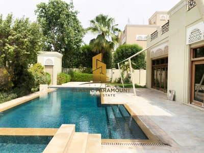 فیلا 7 غرف نوم للايجار في البراري، دبي - IMMACULATE & LUXURIOUS   7BR   VILLA   AVAILABLE