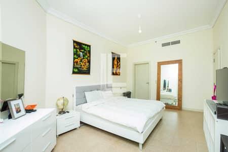 شقة 3 غرف نوم للايجار في نخلة جميرا، دبي - Must Rent 3Br | Spacious Interiors | Facing Park