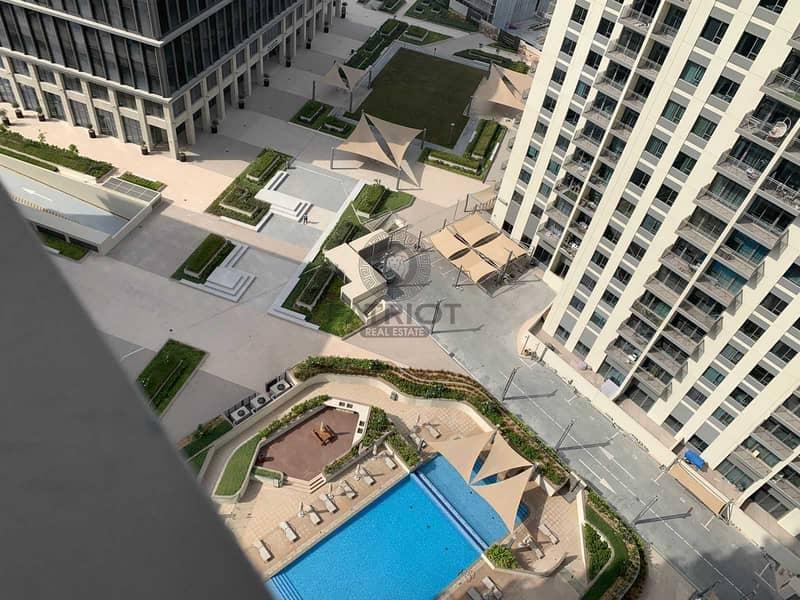 Huge Balcony | 1-Bedroom Apt | Park Heights-2 Dubai Hills