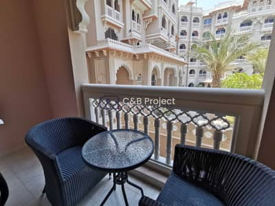 1 Bedroom Apartment for Rent in Palm Jumeirah, Dubai - Fully furnished with most popular layout