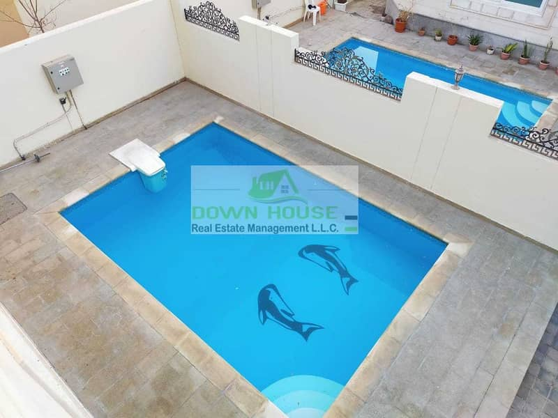 14 Huge 1 Bedroom W/ Balcony in Khalifa City A