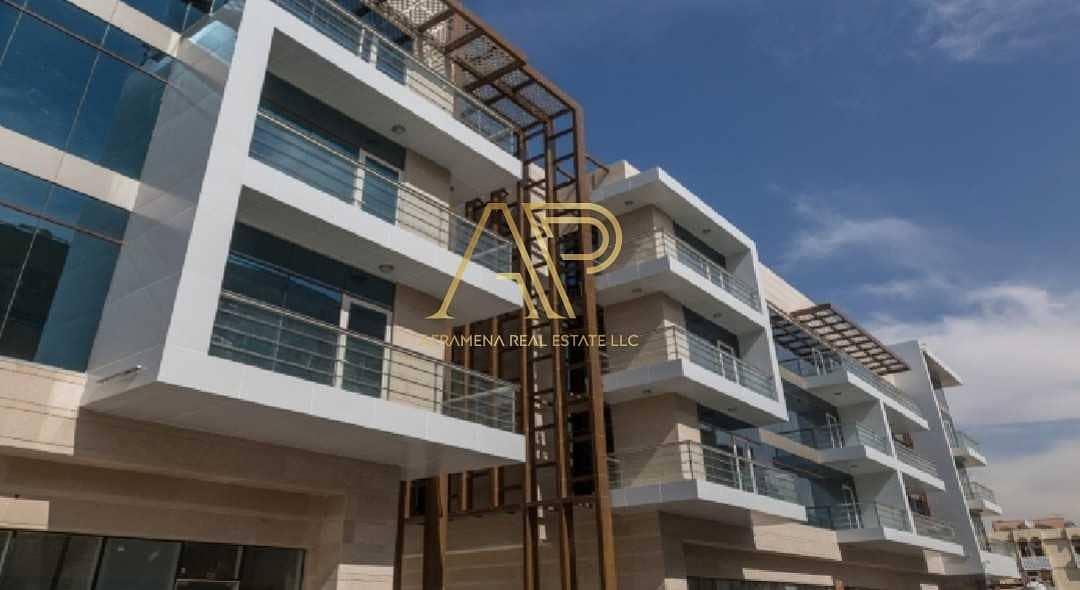 12 Cheque | Luxury 1bhk near ADCB Metro | 1 month Free