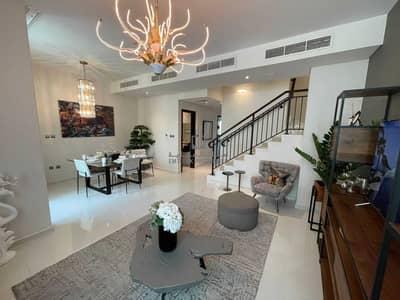 3 Bedroom Villa for Sale in DAMAC Hills 2 (Akoya Oxygen), Dubai - villa 3bd ready with maid room no commision