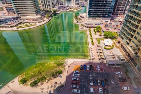 Office for Sale in Jumeirah Lake Towers (JLT), Dubai - Fitted   Vacant   Good Location   Lake View